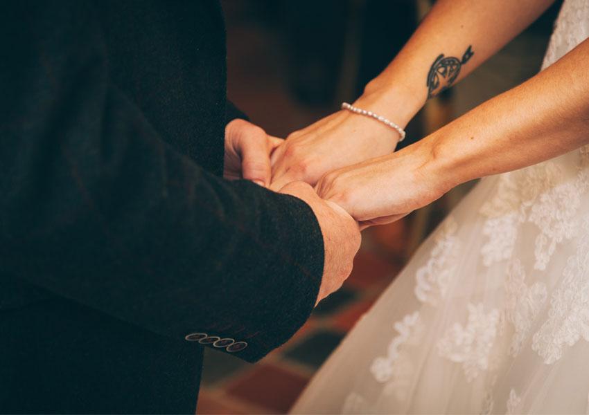 Marriage, Civil Unions & Divorce